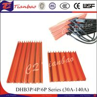 Flexible Insulated Seamless Copper Busbar