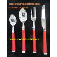 16pcs/24pcs flatware with gift box packing
