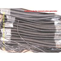 coiled cord /spiral cable for manual pulse generator