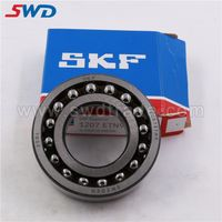 SKF Self-aligning Ball Bearing 1207 ETN9