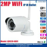 Amovision hottestQ9320 WiFi (1920*1080)P2P ONVIF ONVIF installing security bullet camera thumbnail image