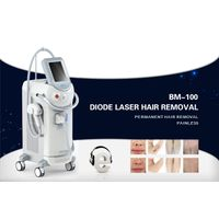 Professional 808nm Diode Laser Hair Removal Machine thumbnail image