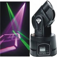 cheap LED mini moving head spot light