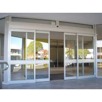 Hortz Automatic Sliding Door with Dunker Motor