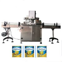 Powder Tin can sealing machine can sealer