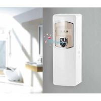 Wall Mounted 24hr / Day / Night Spray Toilet Battery Air Freshener Dispenser with Lock thumbnail image