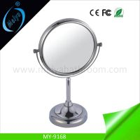 table double side makeup mirror, desktop magnifying mirror thumbnail image