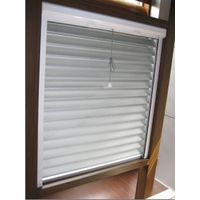 83 Series Aluminium Fixed Shutter window