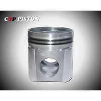 Aluminum alloy piston
