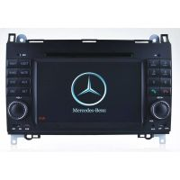car dvd gps Benz A / B dvd Navigation Parrot BT player