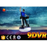 9D Cinema 9D  Vr Stand Up Vr Simulator For Game Center