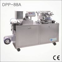 Automatic ALU-PVC/ALU Blister Packing Machine