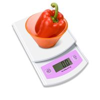 Cheap electronic kitchen scale VKS317