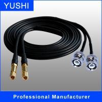 various kinds connectors of cable ultrasound probes lines thumbnail image