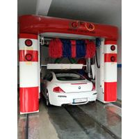 Automatic rollover type car wash machine DXC(A)-541 five brushes with CE for cars and suv