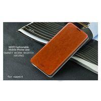 MOFI Flip Pu Leather Case Slim Cover for XiaoMI4