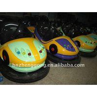 playground equipment 2 seats battery bumper car thumbnail image