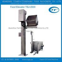stainless steel food processing food elevator thumbnail image