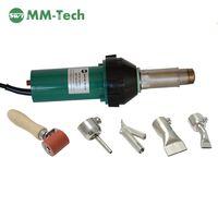 Hot sale handheld adjustable temperature plastic hot air welding heat gun,Hot air welder plastic wel
