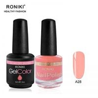 RONIKI Matching Gel & Nail Polish   Professional Kit  Matching Gel Polish kit