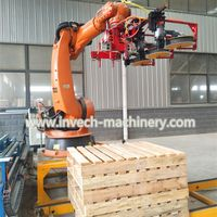 Robot Pallet Making Machine