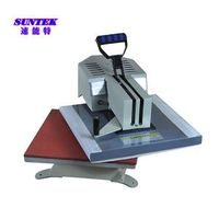 Rotary Swing Heat Press Machine for T-Shirt Transfer