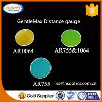 Alexandrite laser 755nm Nd:Yag laser 1064nm gentlelase protective windows for laser hair removal