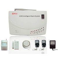 wireless/wire gsm burglar alarm system (Lepu-2000F) thumbnail image