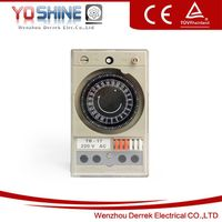 TB-17 programmable mechanical timers