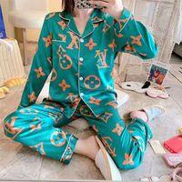 2021 Designer Inspired Designer Inspired Silk Pyjamas thumbnail image