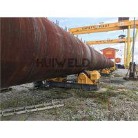 welding Turning Rolls Tank Pipe Prossure Vessel Adjustable PU roller