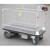 Motorized Hand Truck with Guardrail (HG-1050)