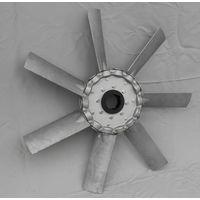 Adjustable Impeller for Axial Ventilation Fans