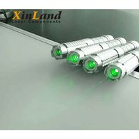 Good price 532nm industrial burning green laser pointer hunting