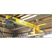0.5 ton wall travelling jib crane