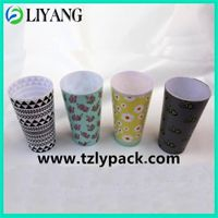 heat transfer, heat transfer film for plastic, cup