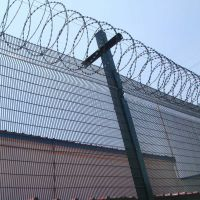 Prison Mesh Security Fence