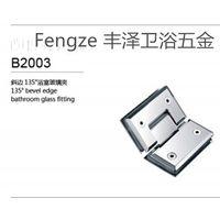 Fengze 304SS high quality Bathroom Glass FittingB2003 thumbnail image