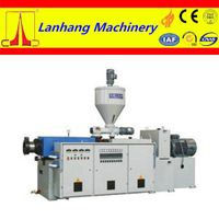 high quality and low noise Conical twin-screw PP extruder thumbnail image
