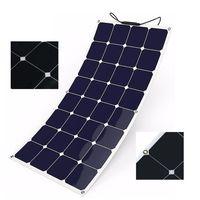 Hovall 100 Watt 12 Volt PET Laminated Flexible Solar Panel
