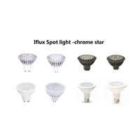 Spot light -chrome star iflux led light Par30 & Par38 thumbnail image
