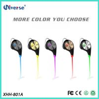 100% Original headphone Mobile Phone Use and In-Ear Style bluetooth earphone thumbnail image