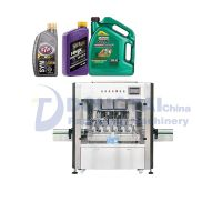 Lubricating Oil Filling Machinemotor oil Filling Machine china Automatic Liquid Filling Machine thumbnail image