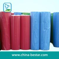 100% Polyester Raw Materials Nonwoven Fabric Manufacture thumbnail image