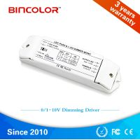 BC-331-10A China supplier 0-10V to PWM dimming driver, push dim 1-10V led driver