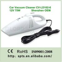 Portable 12v dc Wet&Dry Car Steam Vacuum Cleaner
