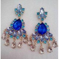Fashion Jewelry Crystal Chandelier Earring