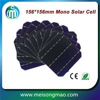 6inch solar cell high efficiency mono solar cell made in Taiwan thumbnail image