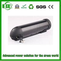 High Capacity Battery Pack For e-bikes 24V11Ah e-bike battery water bottle battery pack