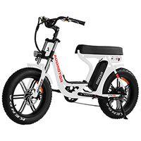Addmotor MOTAN M-66 R7 Electric Step-thru Moped Bike thumbnail image